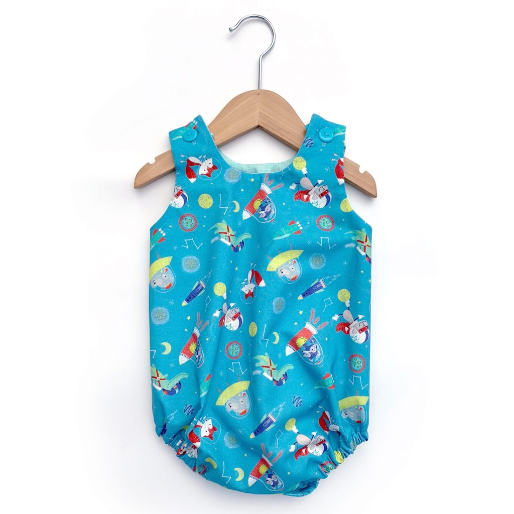 Out of this World Baby Romper