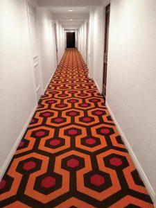 Overlook Hotel Carpet