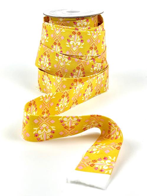 Gold Fleur de Lis Binding