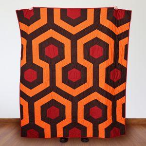 Overlook Hotel Quilt Pattern
