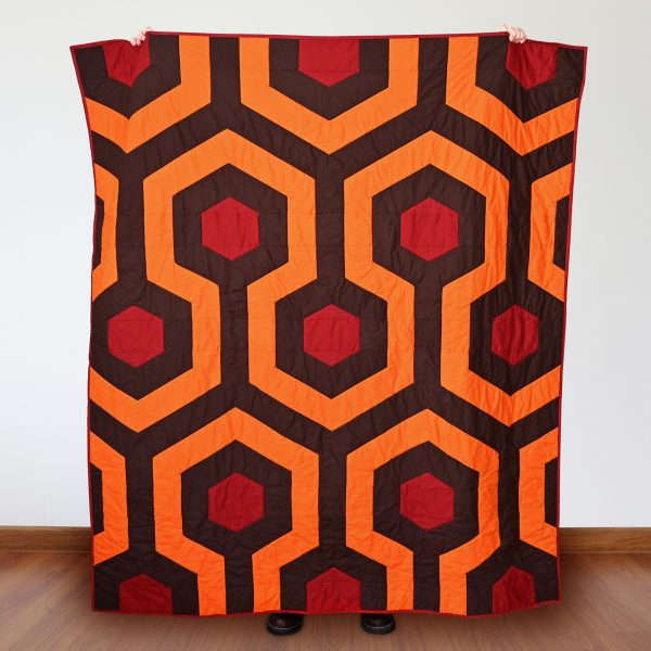 Overlook Hotel Quilt Pattern