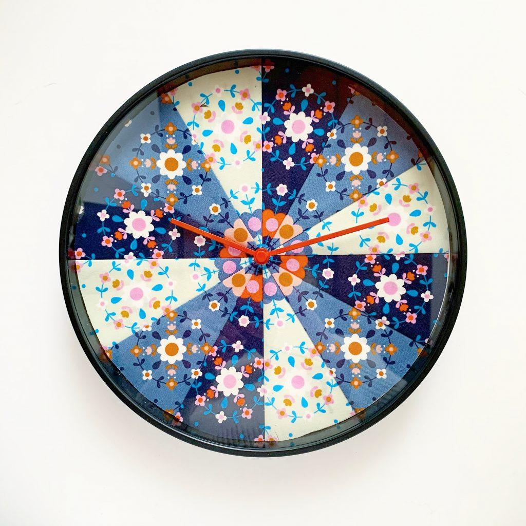 Quilt Clock 2