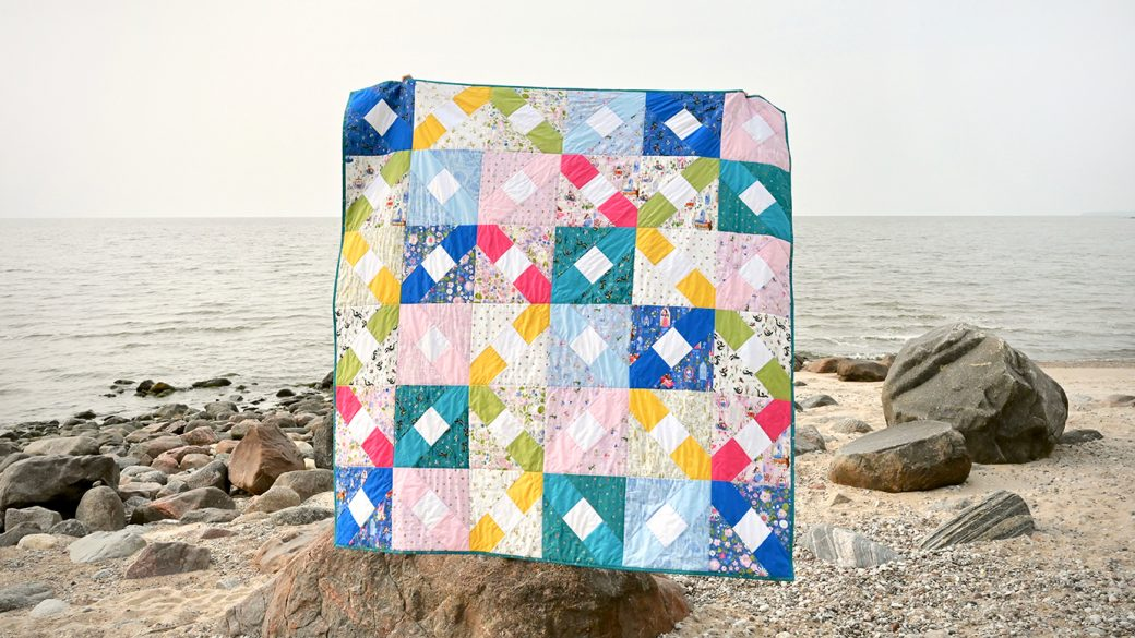 Once Upon a Dream — Free Quilt Tutorial